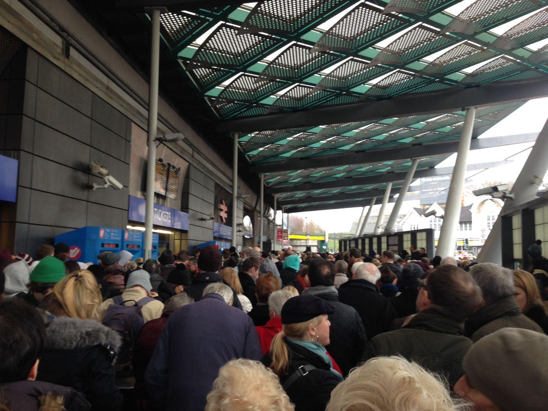 Last Call: Kein Zug nach Nirgendwo. Das Londoner Bahnchaos