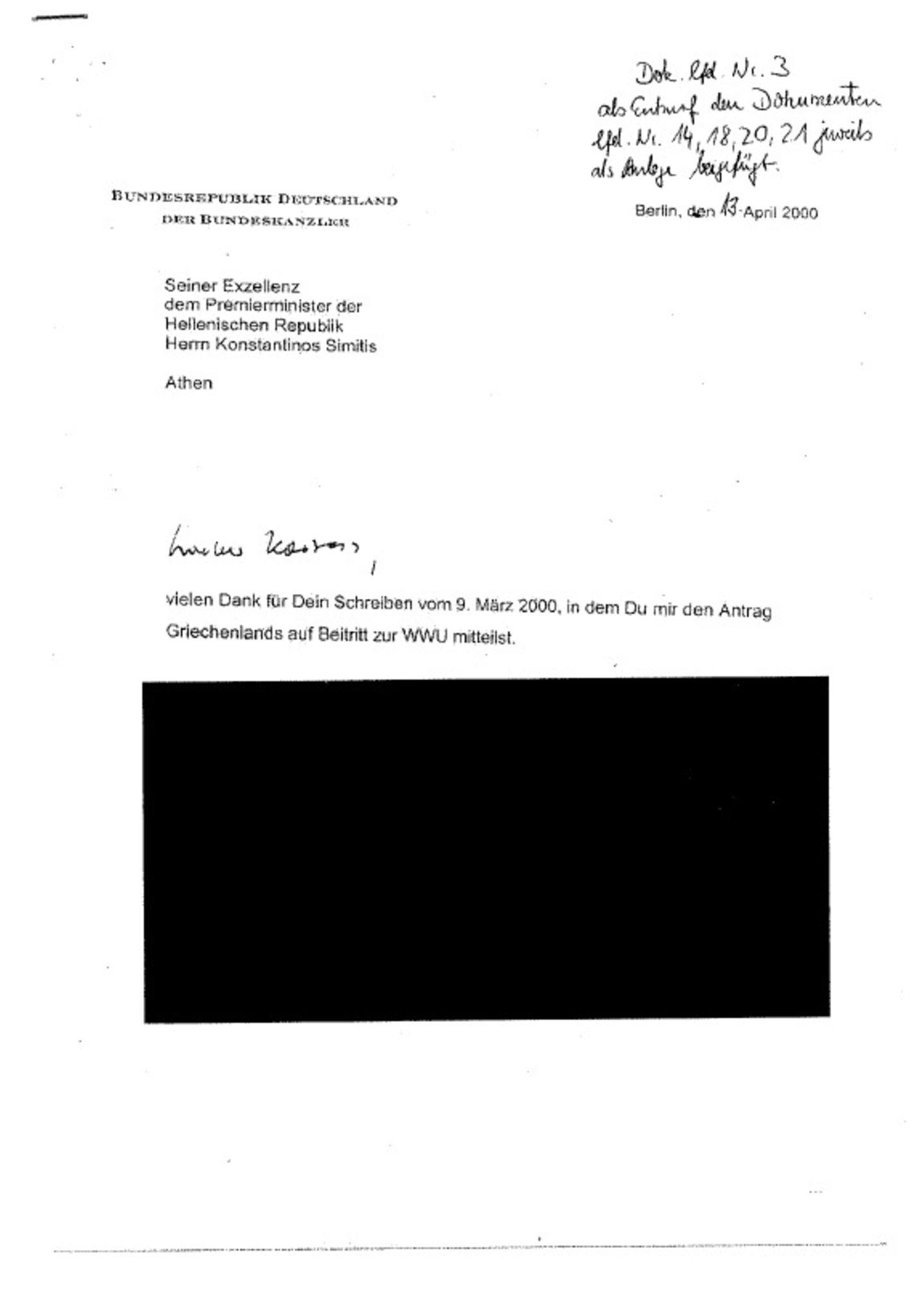 Hans-Martin Tillack: Staatsgeheimnis Griechen-Hilfe