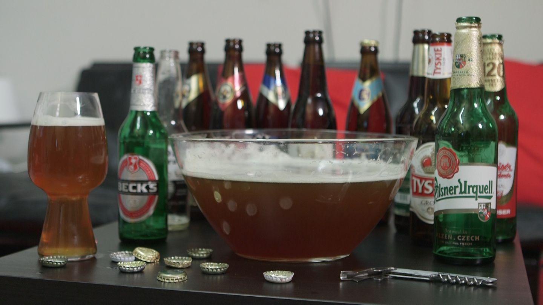 Bier gewinnt: Mega-Deal am Biermarkt: Das passiert, wenn man Beck's, Franziskaner und Pilsner Urquell fusioniert