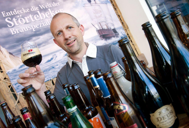 Bier gewinnt: Interview mit Biersommelier: Bier muss man trinken – auch wenn es nicht schmeckt!