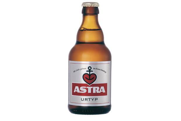 Bierblog Astra Was Dagegen Sternde