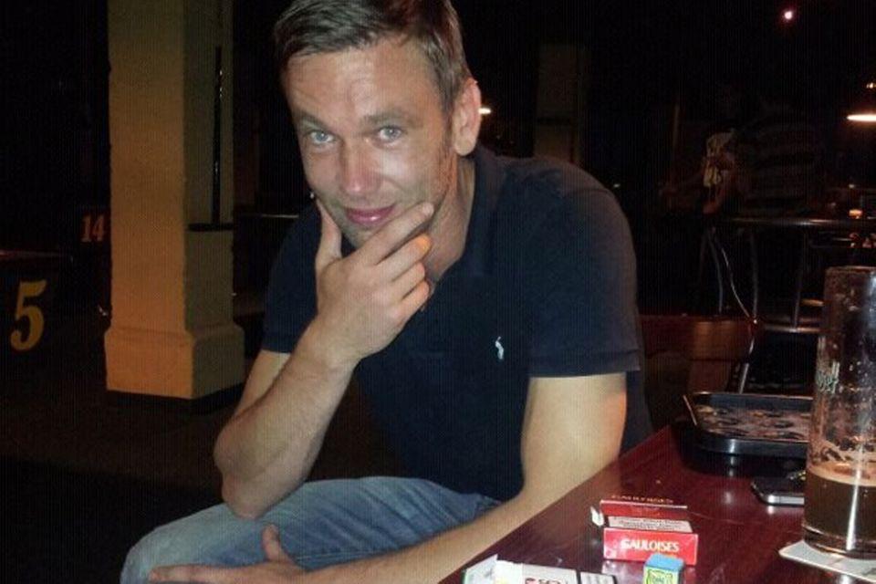 Bier gewinnt: Steffen Patzschke, 42, betreibt mit seinem Bruder Thomas die Seite Biermap24.de. Foto: privat