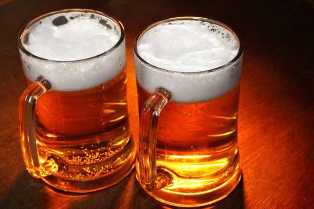 Die Abhängigkeit der Masse des Körpers und der Alkohol
