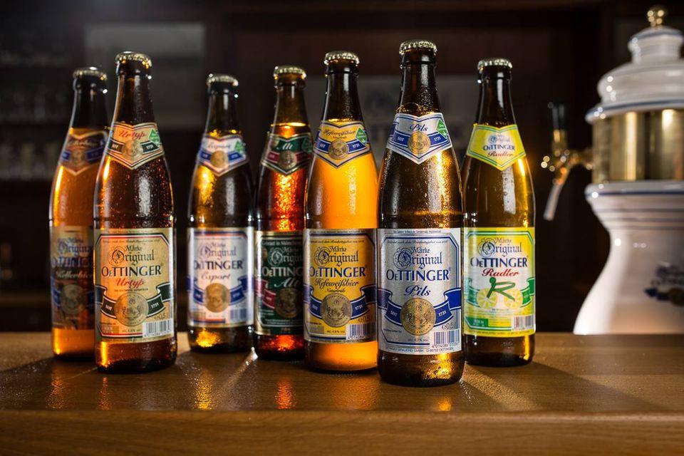 Bier gewinnt: Foto: Hersteller