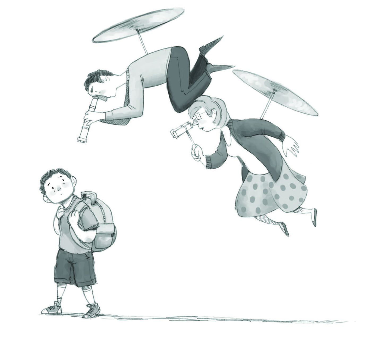 Daddylicious: Die totale Überwachung der Kinder ist keine Science-Fiction mehr