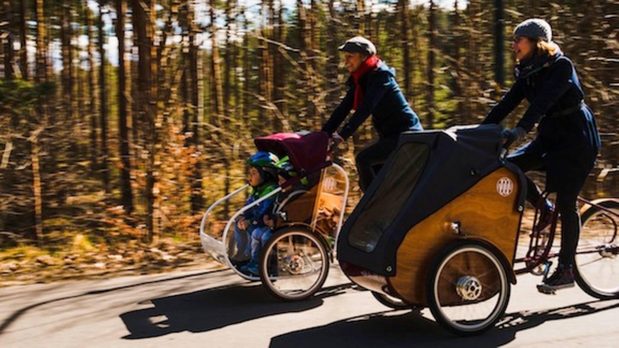 Fahrradtransport Kinder Vorne Fahrrad Bilder Sammlung