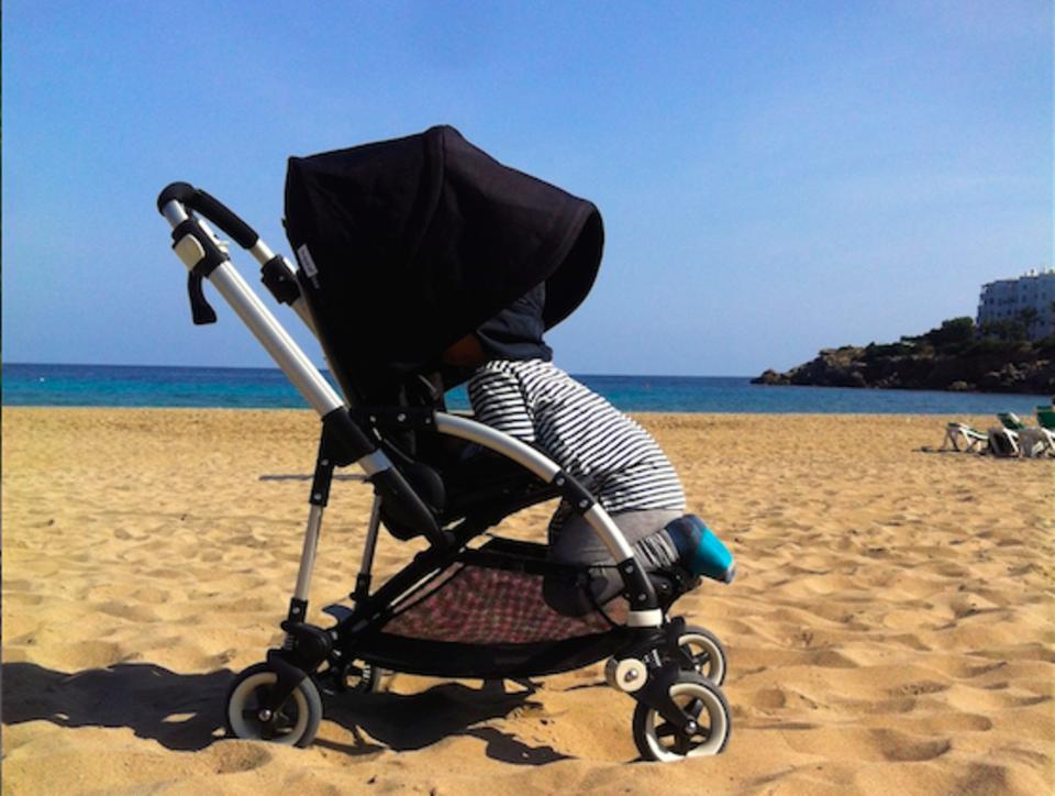 Daddylicious: Bürgersteig-Cruisin´: Best of Kinderwagen-Test 2014