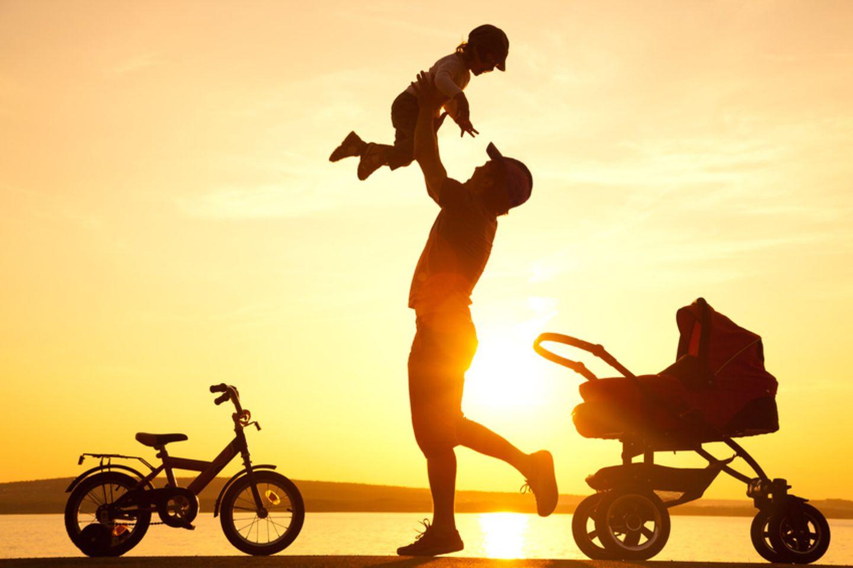 Daddylicious: 10 Regeln für den perfekten Vater