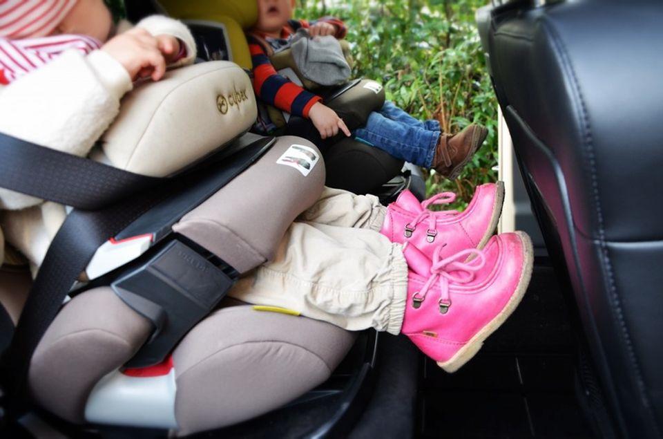Daddylicious: Vom Sportwagen zum Vernunftsauto in nur neun Monaten