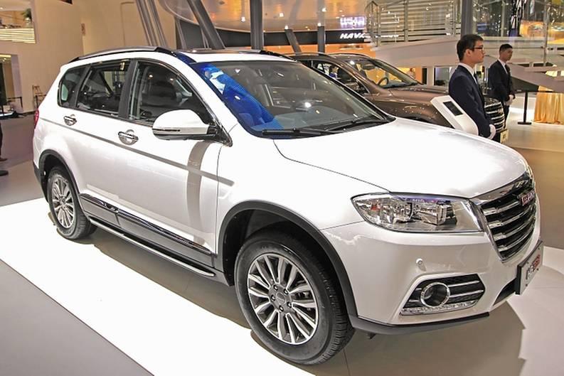 Der SUV wurde im Jahr 2015 373.229 Mal verkauft.