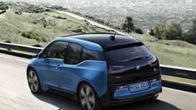 BMW i3 2016 - das kleine Akkupaket bleibt im Programm