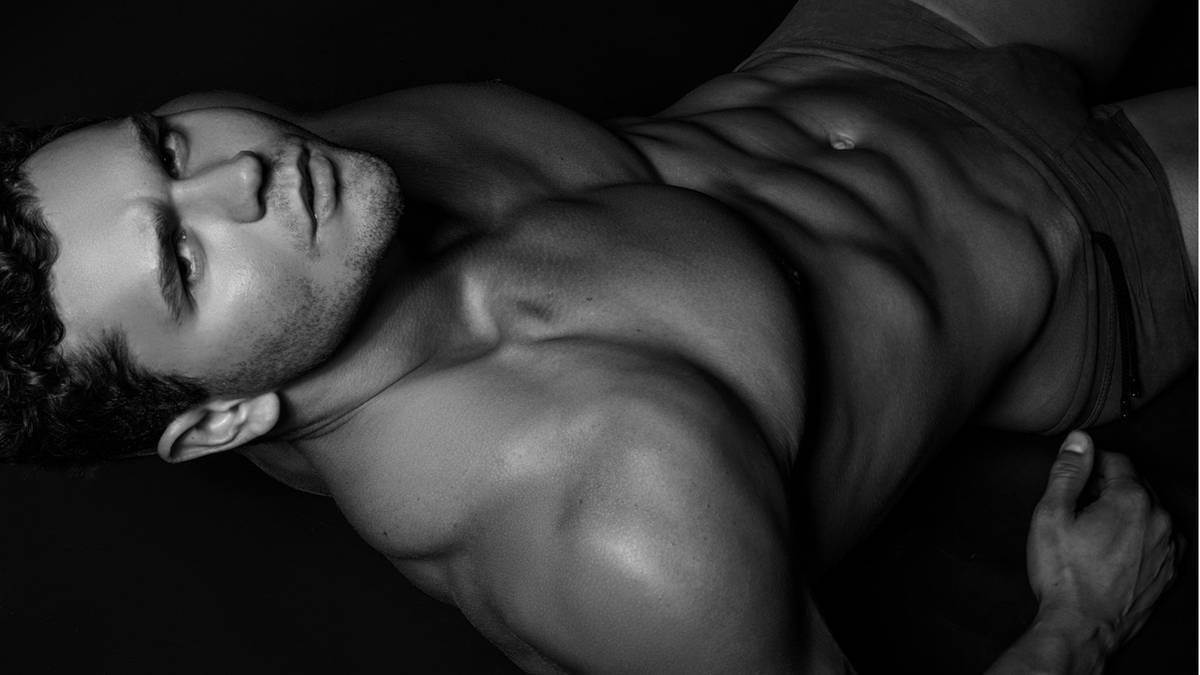 фото эротичный мужской торс - 5