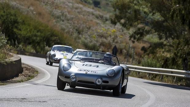 Die Targa Florio hat nichts von ihrem Reiz verloren