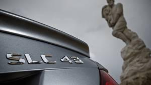 Mercedes AMG SLC 43 - V8 war gestern