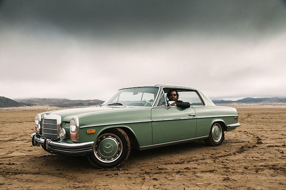 Mercedes Motoring - Strich-Achter stehen hoch im Kurs
