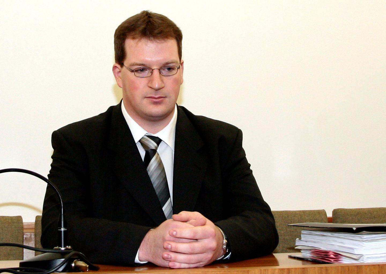 Der Serienmörder Stephan Letter vor Gericht