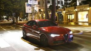 Alfa Romea: Die Licht-Signatur ist einprägsam