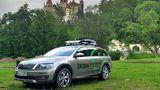 Skoda Euro Trek 2016 - Schloss Bran