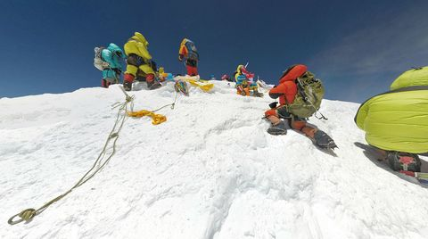 #Project360 Mount Everest