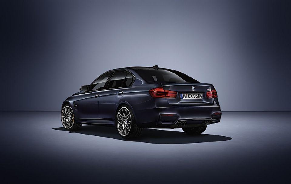 BMW M3 30 Jahre - in 4,0 Sekunden auf Tempo 100