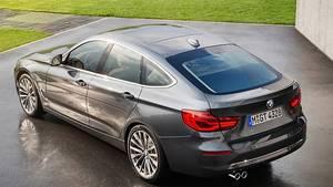 BMW 3er GT Modell 2017 - die Unterschiede zum Vorgängermodell sind überschaubar