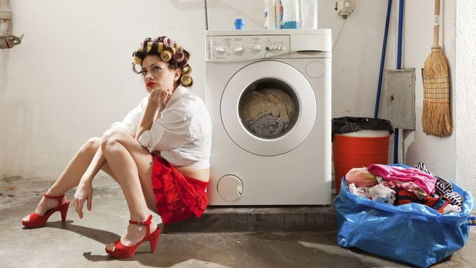 Bevorzugt Waschmaschinen-Fehler - so ruinieren Sie Ihre Wäsche - garantiert WX34