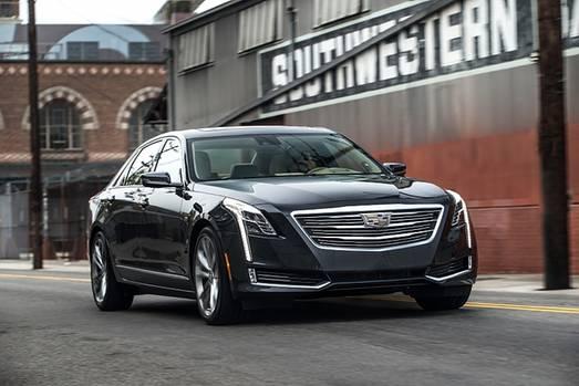 Cadillac CT6 3.6 AWD - 335 PS und 250 km/h Spitze