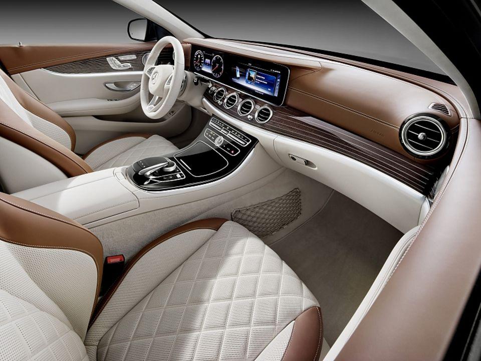 Mercedes E Klasse T Modell