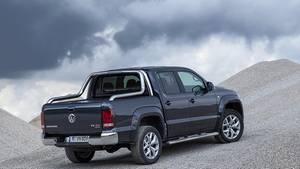 VW Amarok 3.0 TDI 4motion - startet bei rund 56.000 Euro