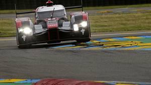 Audi R 18 TDI Le Mans 2016
