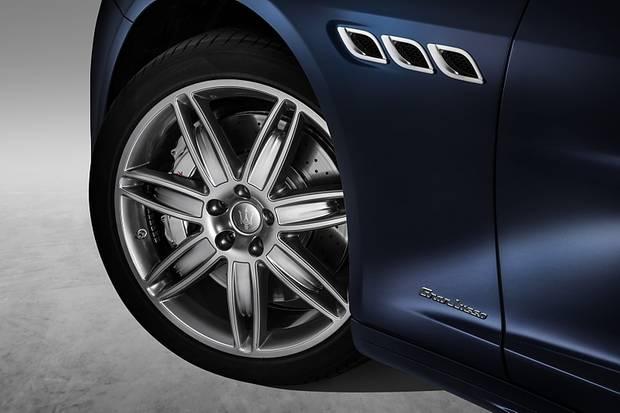 Maserati Quattroporte Modelljahr 2017