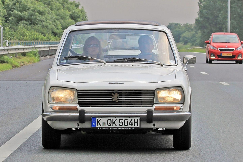 Heute ist zwischen fünf- und zehntausend Euro ein Peugeot 504 GL eigentlich immer zu finden.