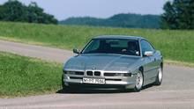 BMW 8er Baureihe E31 (1989 bis 1999)