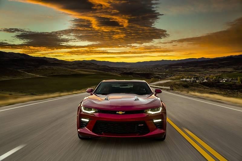 Das Chevrolet Camaro Coupé V8 kostet mindestens 45.900 Euro