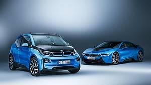 induktives Laden bei BMW