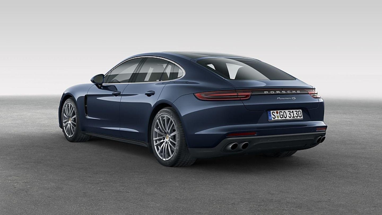 Der Dieselmotor des Porsche Panamera 4S Diesel leistet 850 Newtonmeter.