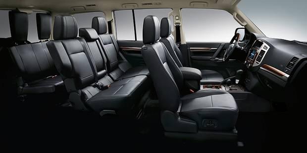 Mitsubishi Pajero Der SUV fürs Grobe   STERN.de