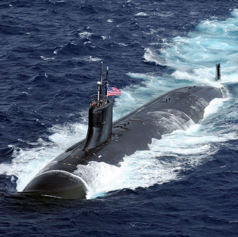 Super U Boote Konnen 5800 Km H Unter Wasser Erreichen Stern De