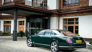 Bentley Mulsanne Speed - 5,57 Meter lang