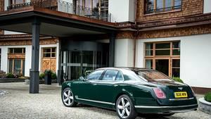 Bentley Mulsanne Speed - 5,57 Meter lang