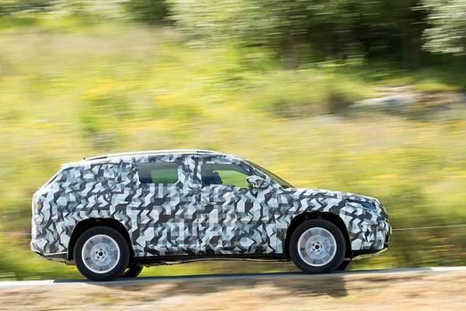 Das neueste Skoda-SUV ist 4,70 Meter lang