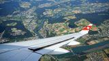 Blick auf das Alpenvorland