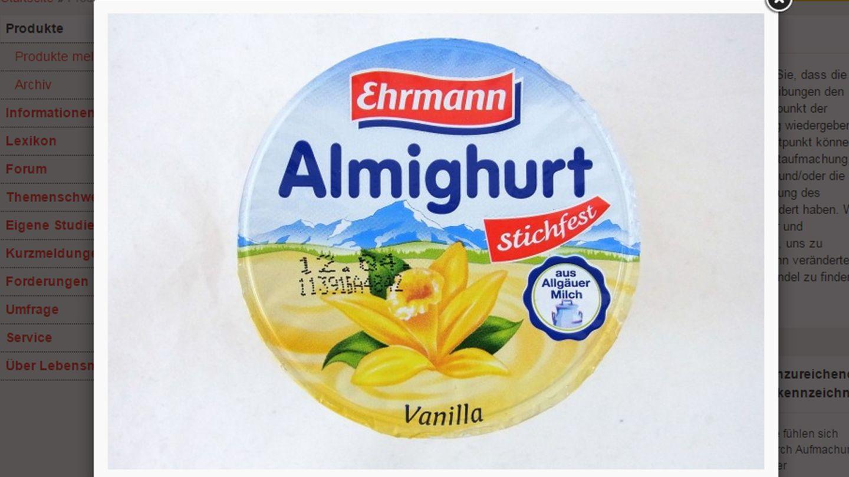 Almighurt Vanilla