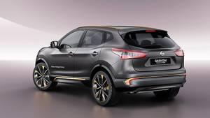 Nissan Qashqai Premium Concept - im kommenden Frühjahr bekommt der Japaner eine Modellpflege