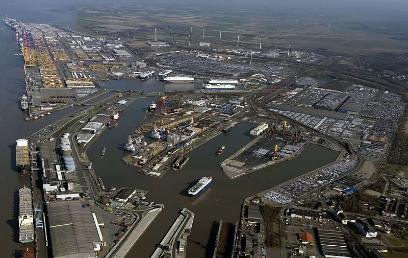 Bremerhaven - im vergangenen Jahr drehten sich hier fast 2,3 Millionen Autos