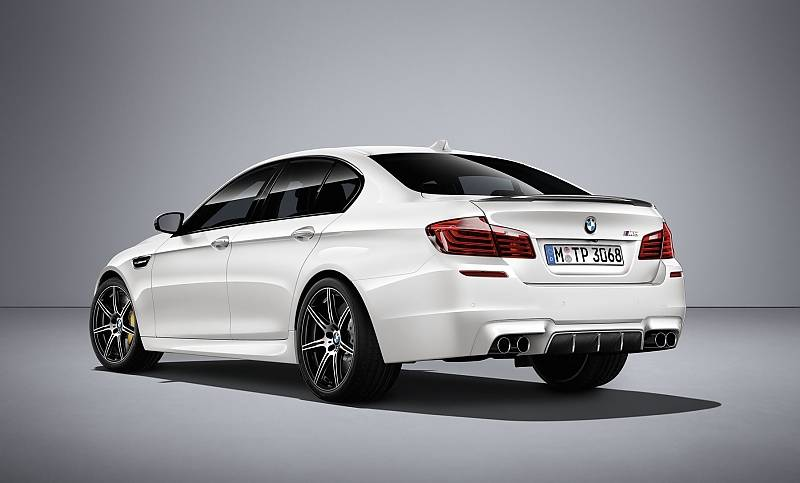 BMW M5 Competition Edition - 441 kW / 600 PS und 700 Nm