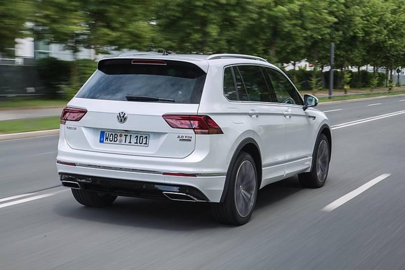 VW Tiguan 2.0 BiTDI 4motion - von außen ist das Topmodell kaum zu erkennen