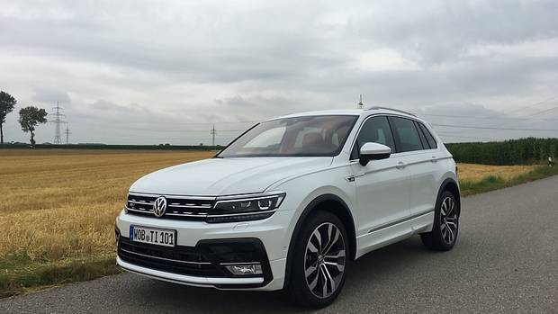 VW Tiguan 2.0 BiTDI 4motion