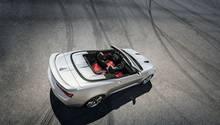 Das Camaro Cabriolet wiegt 1.659