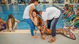 Auch für Meerjungfrauen gibt es einen Contest: 2015 trafen sich die Wasserwesen in Cary, North Carolina.